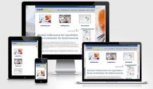 Superelektro Fachhändler für Elektromaterial